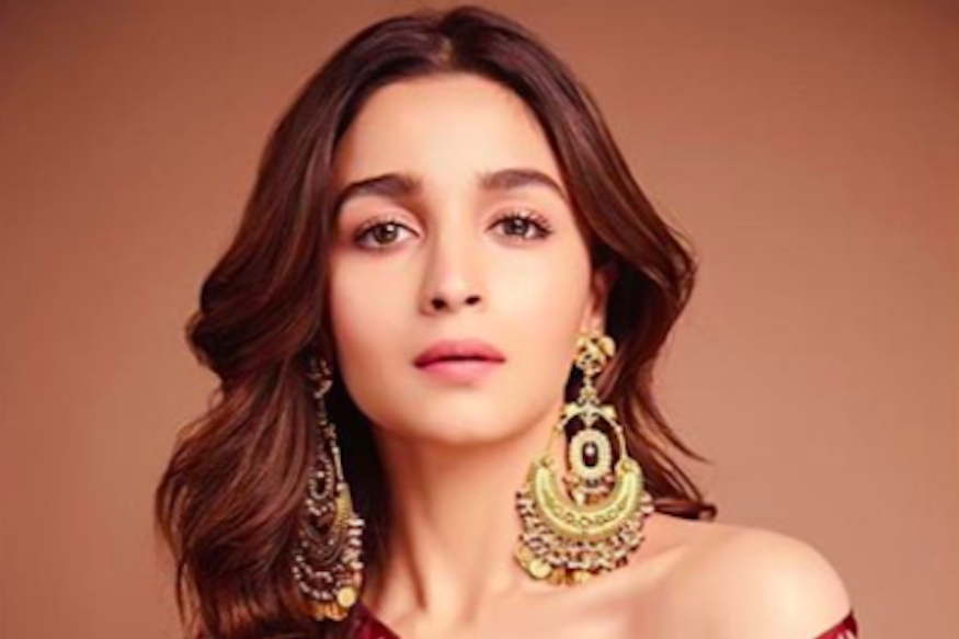 Alia Bhatt records romantic song for
