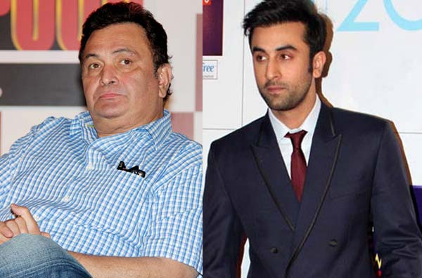 My father never gives compliments: Ranbir Kapoor