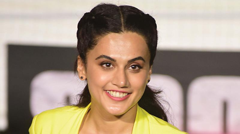 I want to be an Indian superhero in the Avengers: Taapsee Pannu