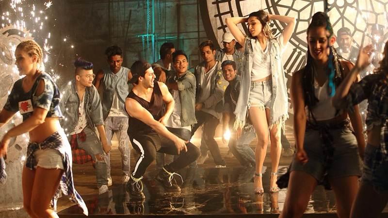 Varun Dhawan, Shraddha team up for song