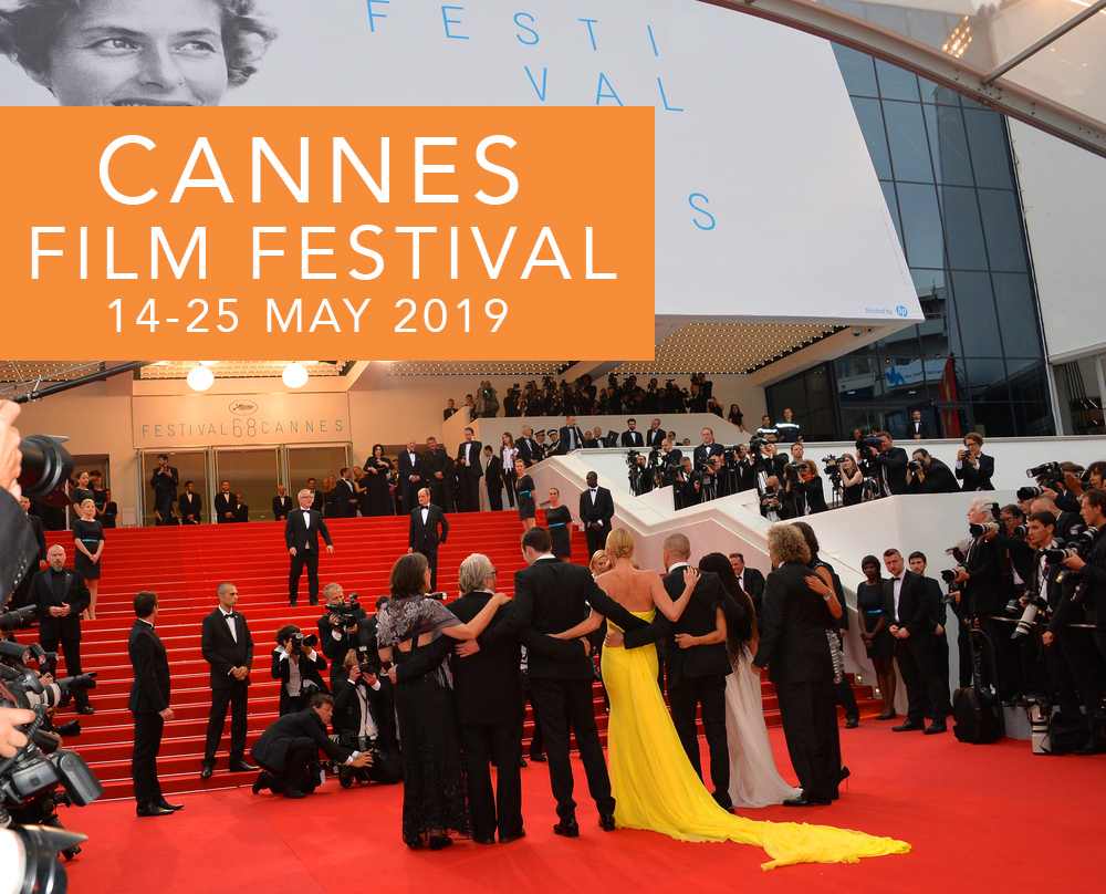 Cannes Film Festival begins today in France