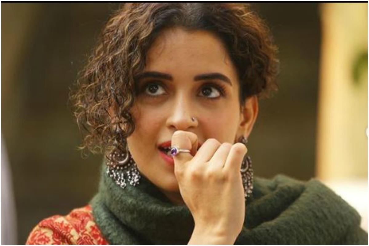 I love performing, No matter what the platform or the medium is: Sanya Malhotra