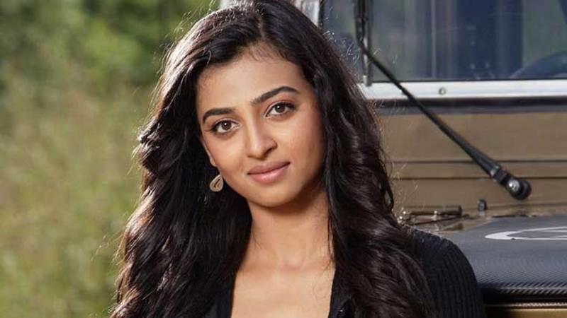 I am currently experiencing gratefulness and insecurity in equal parts: Radhika Apte