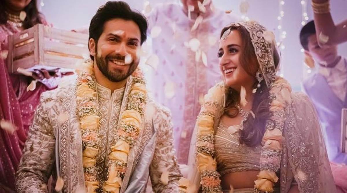 Bollywood celebs sends heartfelt wishes to newly wedded Varun Dhawan-Natasha Dalal