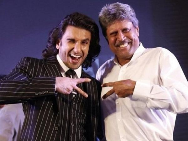Ranveer to start training with Kapil Dev on 83