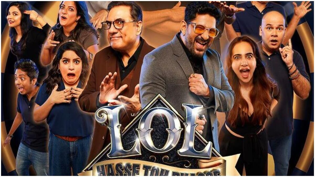 Arshad Warsi, Boman Irani to host LOL Hasse Toh Phasse, set to premiere on April 30