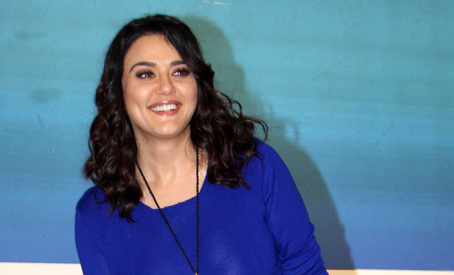 I fed up with marriage rumours: Preity Zinta