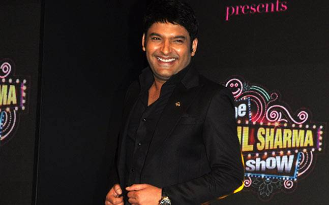 Comedian Kapil Sharma to be back on Sony TV in March, to shoot promo today