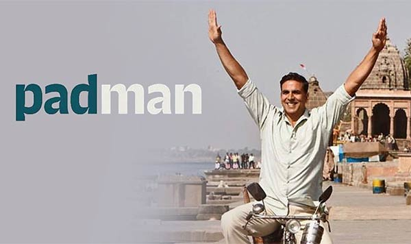 Padman actor Akshay Kumar calls for free sanitary napkins for women