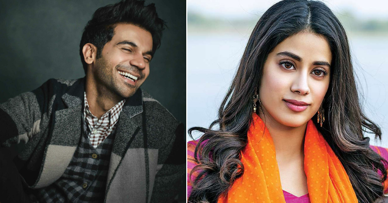 Janhvi Kapoor to star opposite Rajkummar Rao in