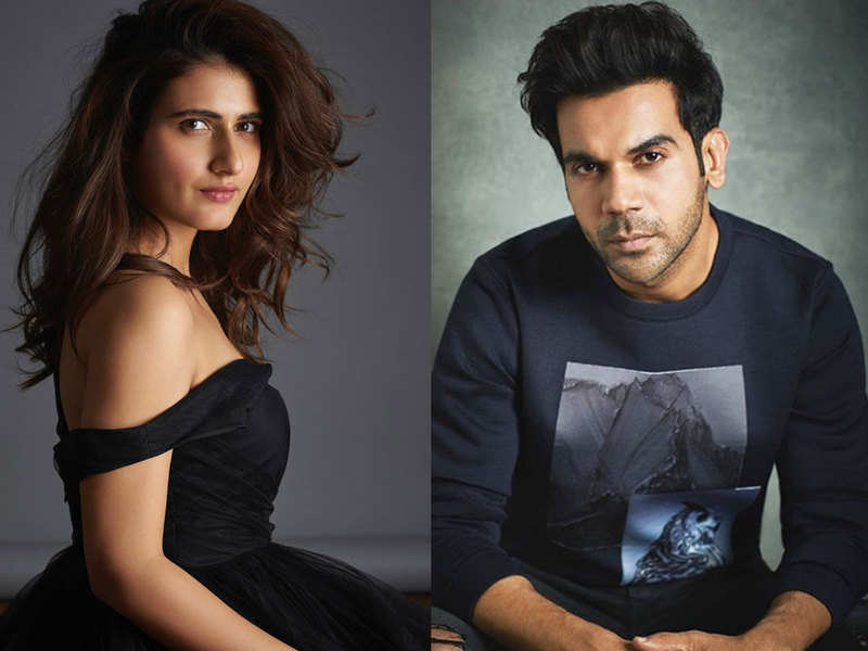 Rajkummar Rao such a giving co-actor: Fatima Sana Shaikh