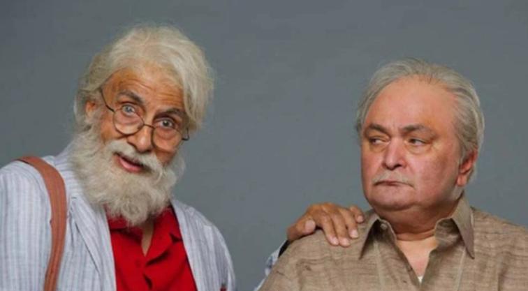 Amitabh Bachchan is a natural actor: Rishi Kapoor
