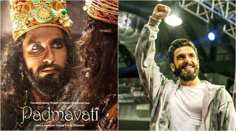 Response to 'Padmavati' trailer overwhelming: Ranveer Singh