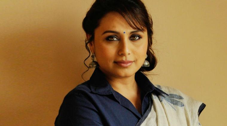 I leave my persona behind while playing role: Rani Mukerji