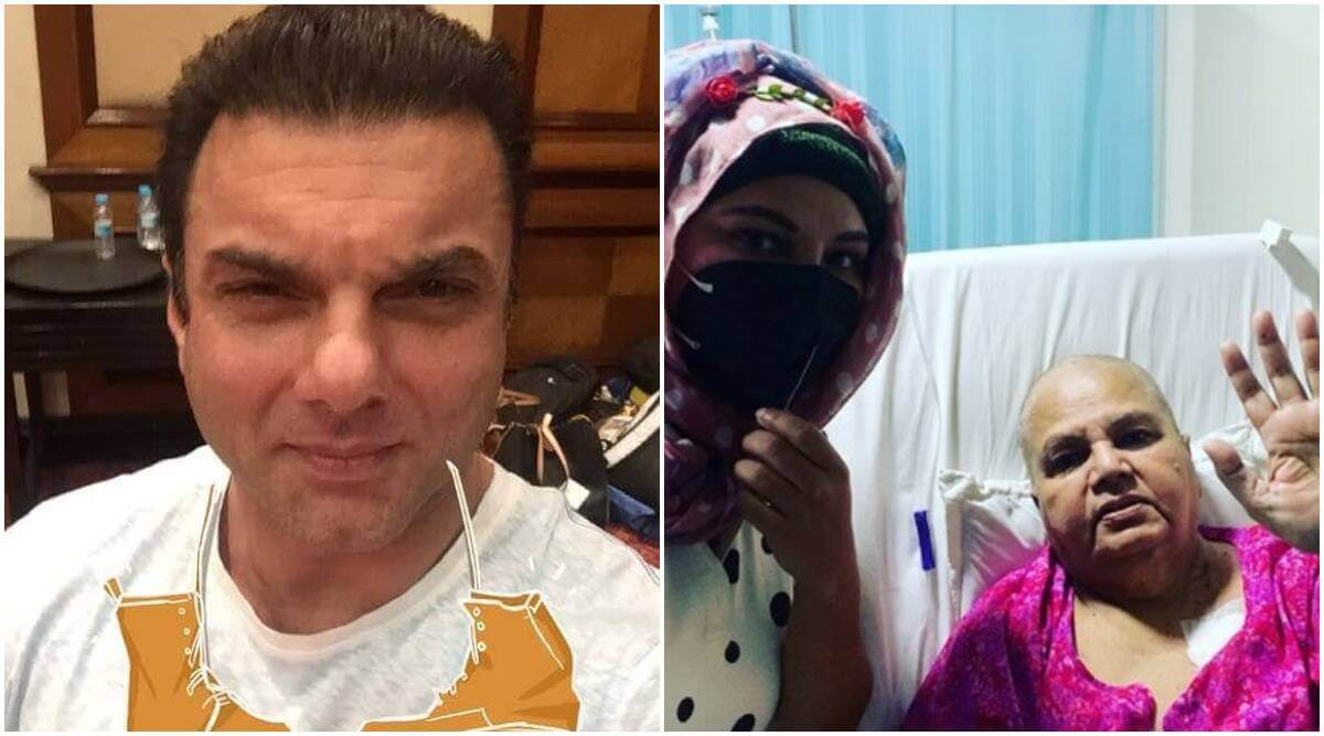 After Salman Khan, brother Sohail Khan extends support for Rakhi Sawant