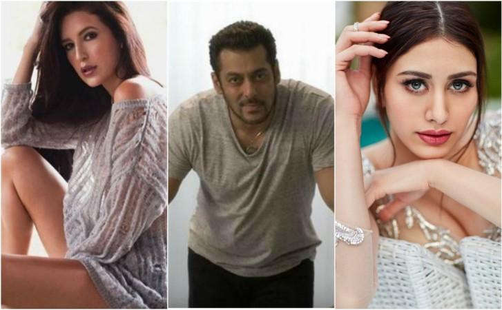 The girl Salman Khan found: Check out Loveratri lead Warina Hussain