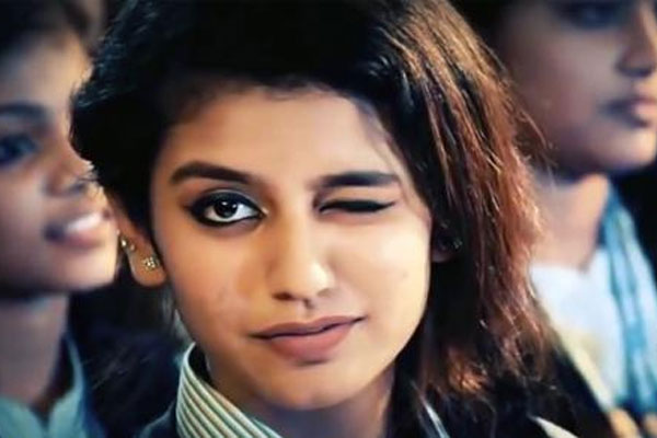 Wink row: Priya Varrier files plea over case registered against