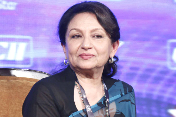 Sex symbol image does not last for long: Sharmila Tagore