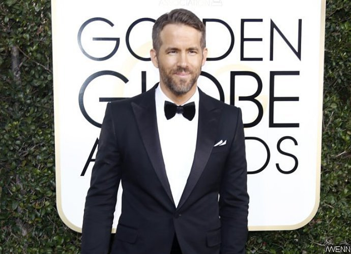 Ryan Reynolds is man of the year
