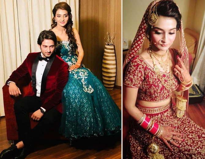 TV actor Mudit Nayar gets hitched to girlfriend Aprajita Shrivastava