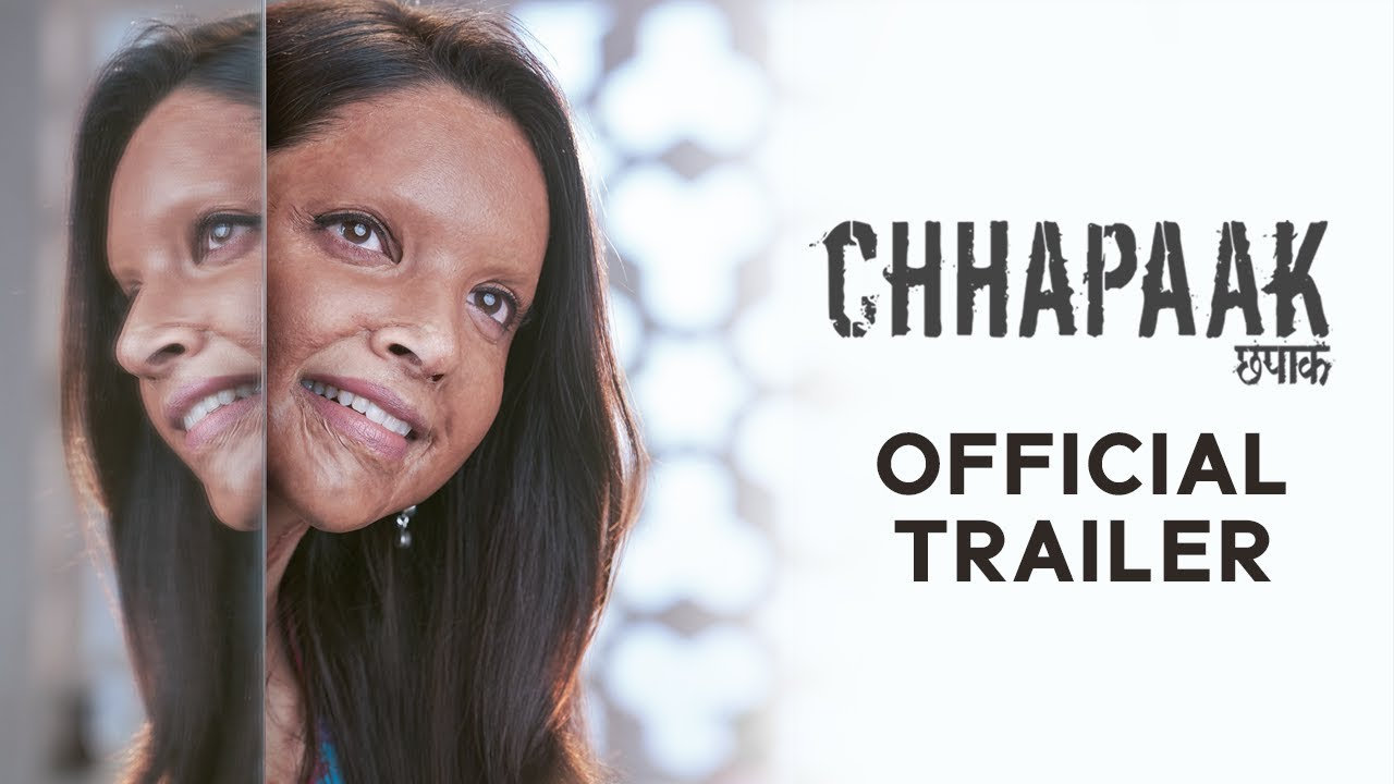 Chhapaak trailer out: Deepika Padukone turns acid survivor Malti to leave us speechless