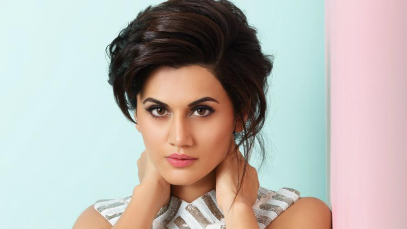 Disturbing to see Muslims being targeted in India: Taapsee Pannu