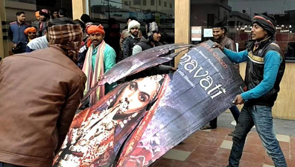 SC to hear plea of Rajasthan, MP against release of 'Padmaavat' on January 23
