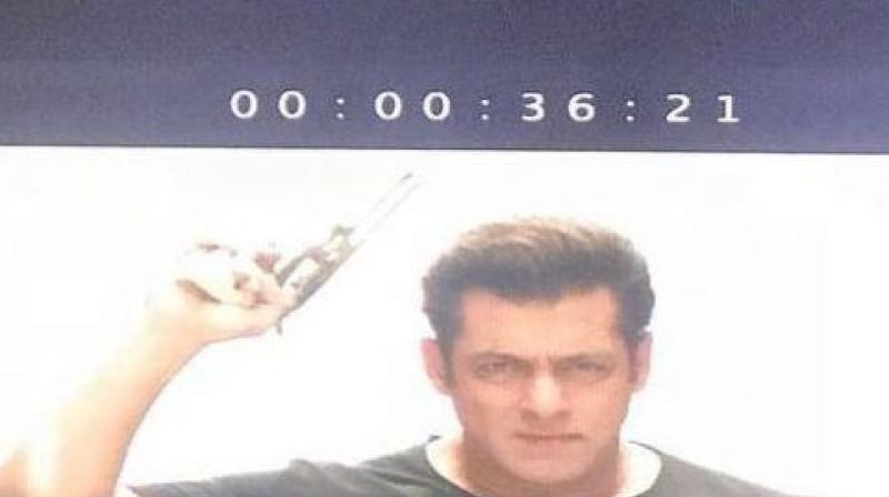 Salman Films 'Race 3' trailer to be unveiled as live in a 360 degree format today on Facebook and Twitter