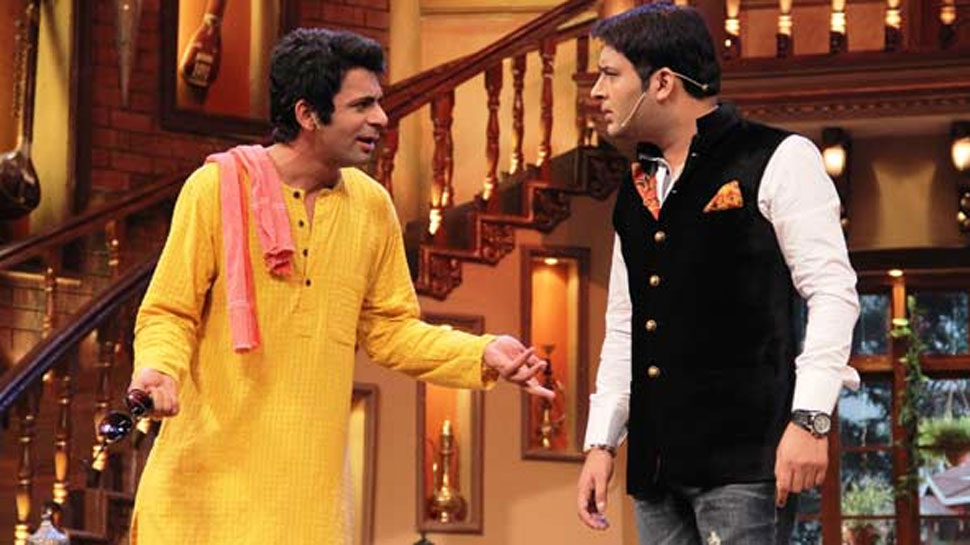 Family time with Kapil Sharma: Sunil Grover opens up about Kapil