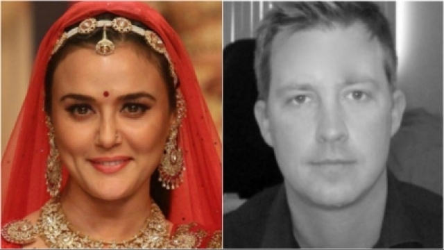 Preity Zinta marries Gene Goodenough in Los Angeles