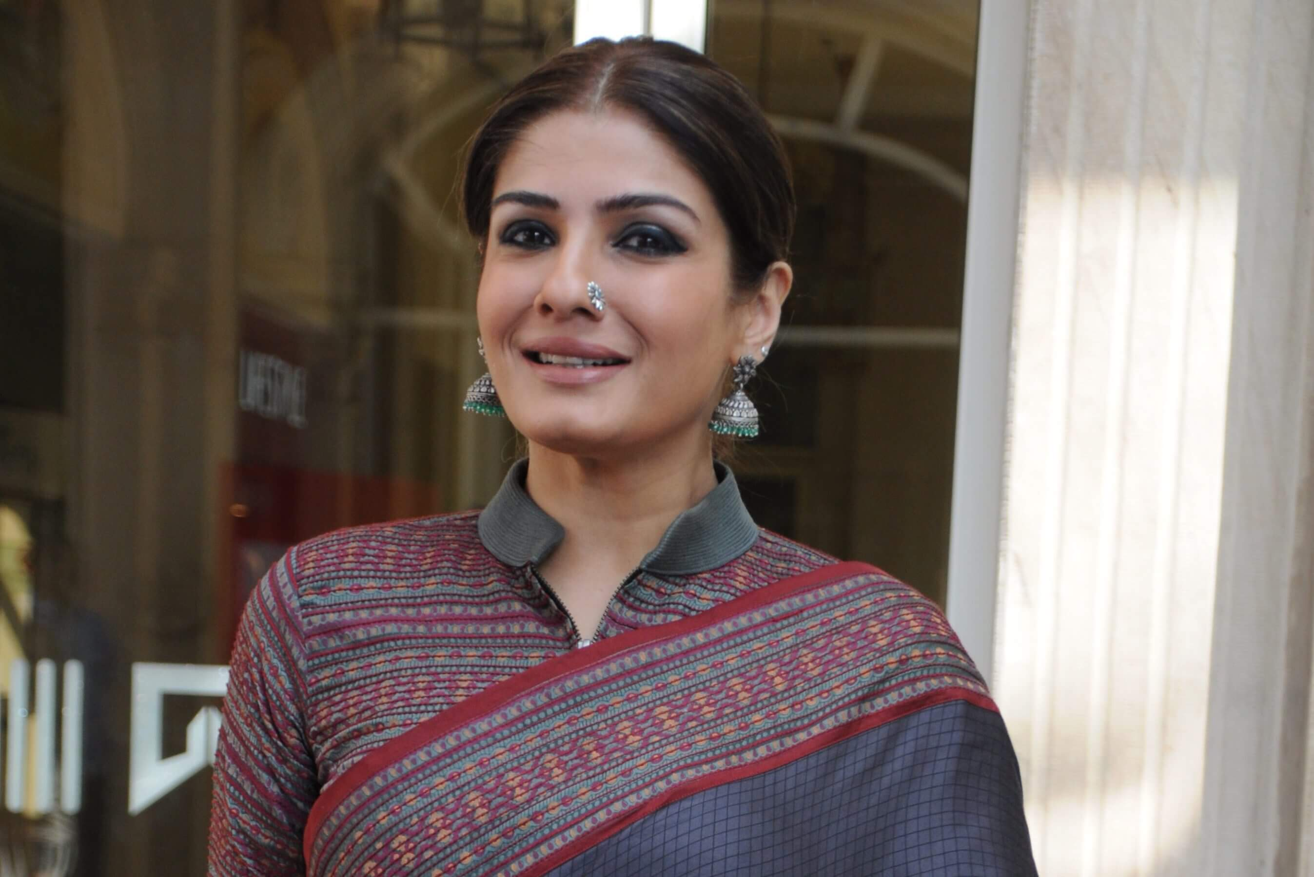 Raveena Tandon set to debut in the web space with Netflix