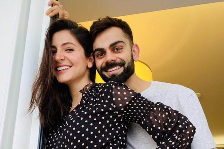 Anushka Sharma, Virat Kohli appeal to paparazzi to not click pics of their baby girl