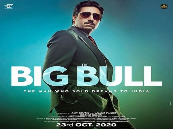 Makers reveal shoot of The Big Bull starring Abhishek Bachchan to begin in July
