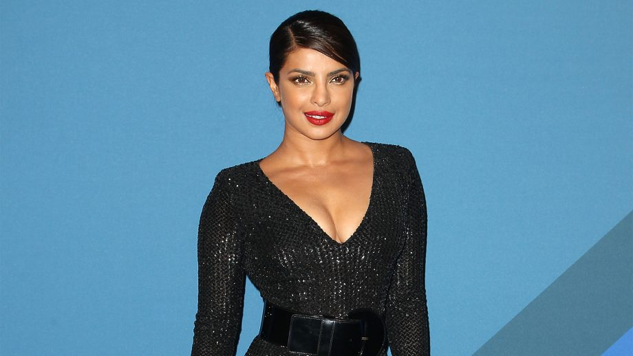 Actress Priyanka Chopra honoured with Mother Teresa Memorial award