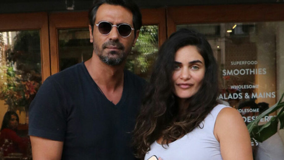 Arjun Rampal and girlfriend Gabriella Demetriades blessed with a baby boy