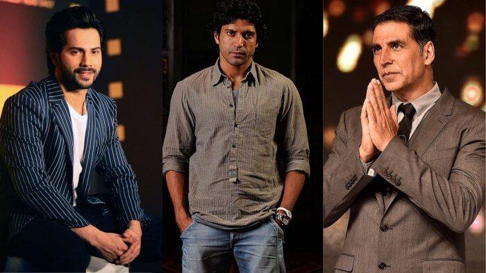 COVID-19 Second Wave: Akshay Kumar, Varun Dhawan, Farhan Akhtar extend support amid crisis