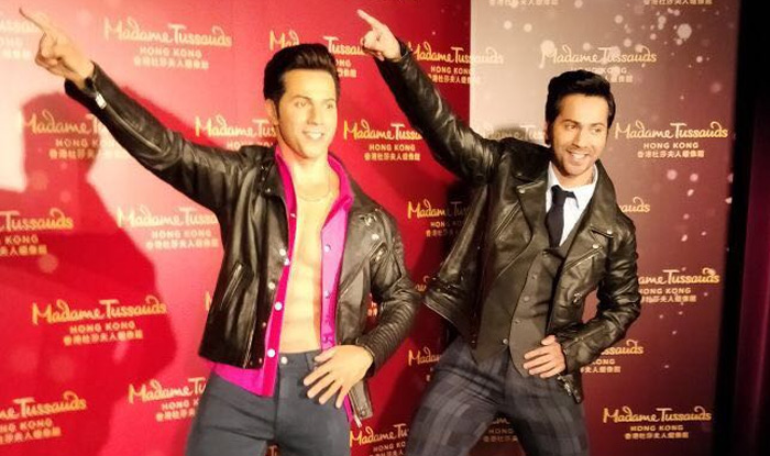 Varun Dhawan becomes youngest Bollywood actor to feature in Madame Tussauds