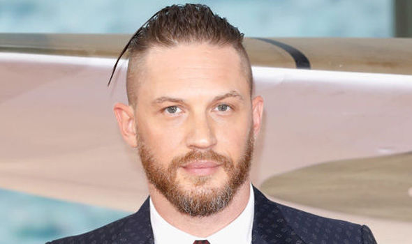 Tom Hardy says he is signed on for two more