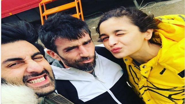 Amitabh Bachchan, Ranbir and Alia Bhatt starrer Brahmastra shoot begins