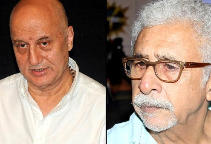 Anupam Kher to Naseeruddin Shah: How much more freedom do you need?