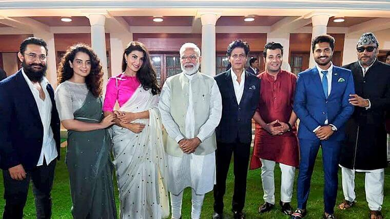 Bollywood celebs wished PM Modi on his 70th birthday