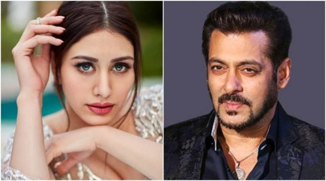 Salman Khan is my real-life hero, says Warina Hussain