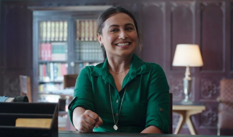 Rani Mukerji Movie Hichki earned 12 crore over the weekend in the box office