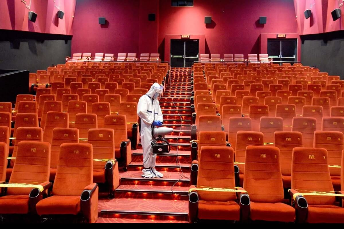 Telangana Govt shut down theatres amid Covid-19 second wave