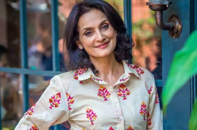 Rajeshwari Sachdev tests COVID-19 positive