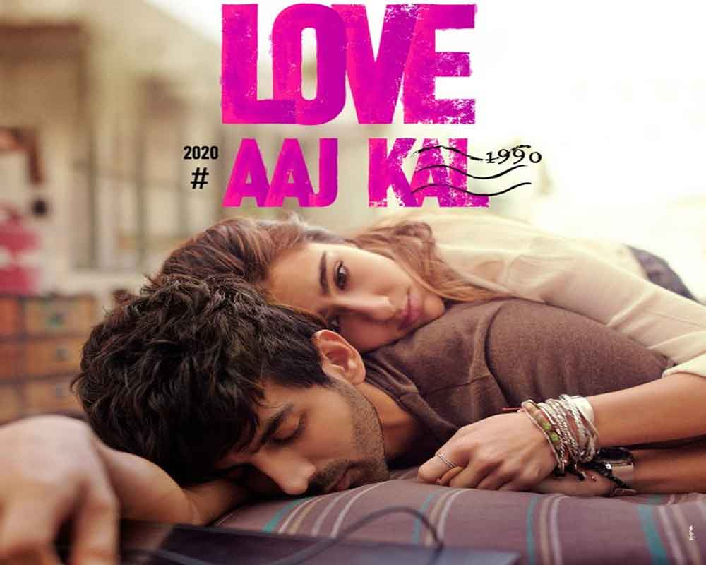 Sara Ali Khan, Kartik Aaryan share first look of