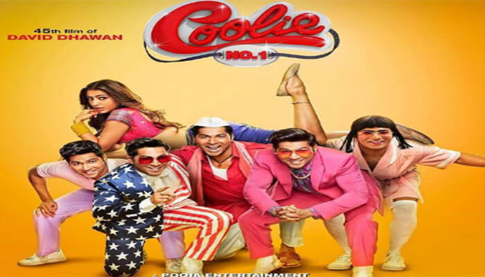 Varun Dhawan, Sara Ali Khan starrer Coolie No. 1 Trailer out