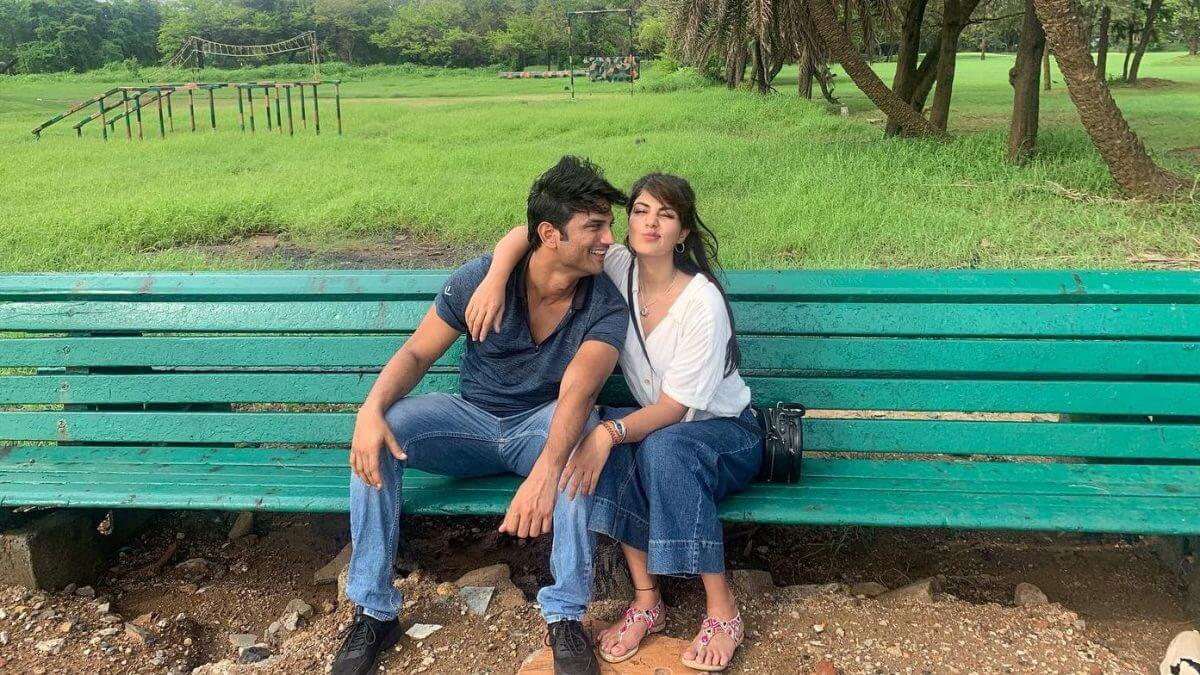 Sushant was devoid of energy after returning from Europe trip and remain silent for long hours, says Rhea Chakraborty