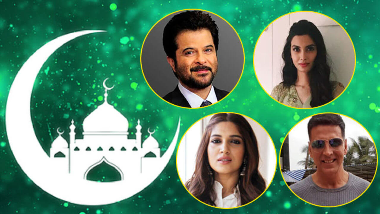 Bollywood celebs wish their fans Eid Mubarak 2020 on social media