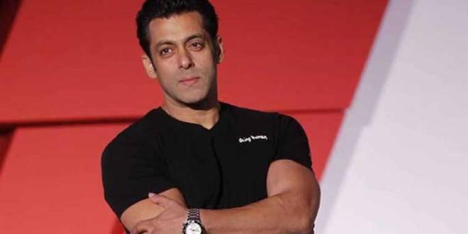 I like leading a healthy lifestyle: Salman Khan